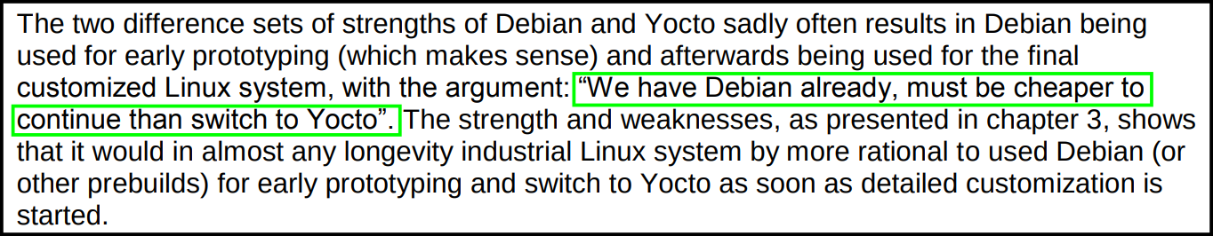 Yocto vs Ubuntu for Embedded - Kosta Zertsekel - Medium