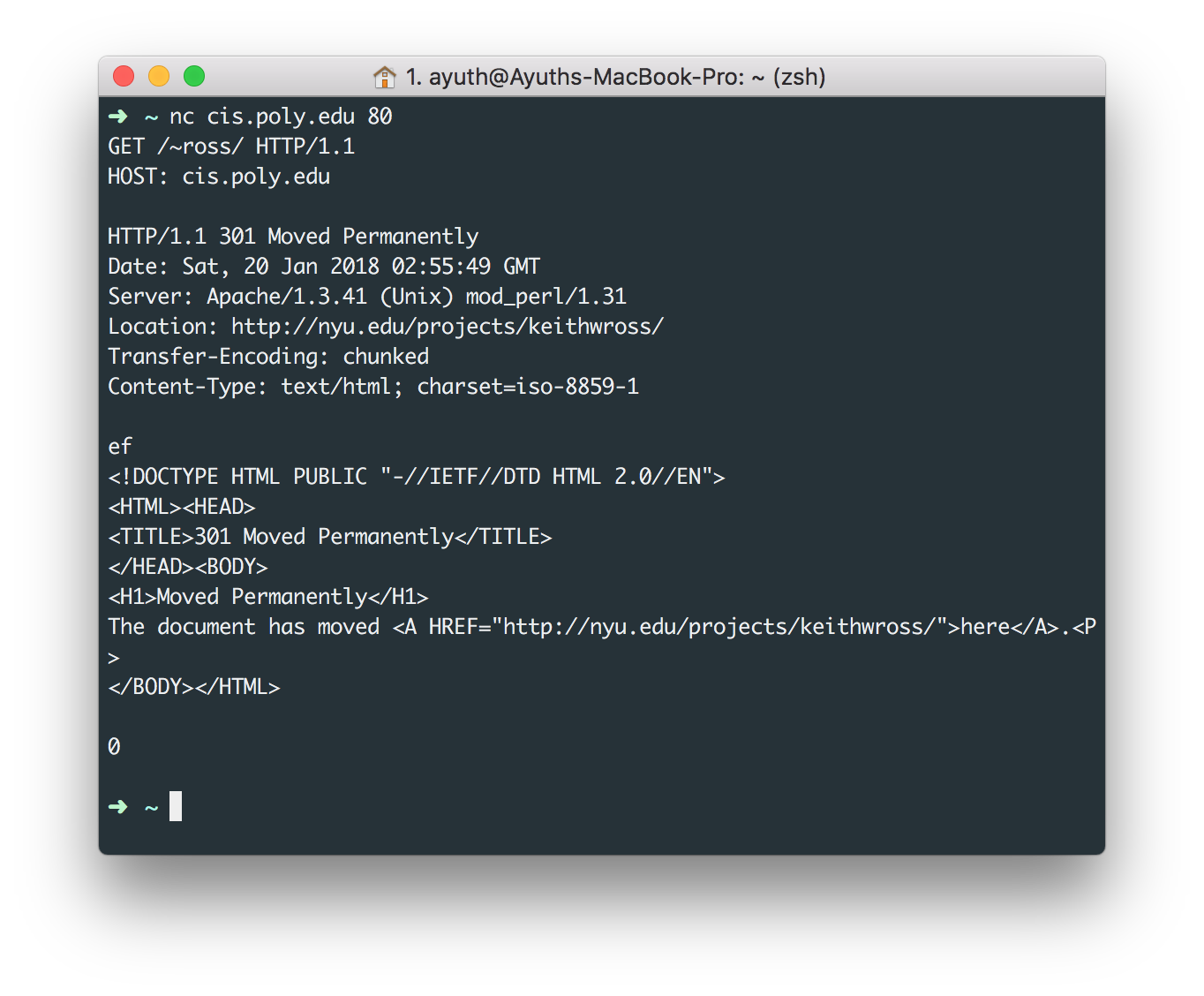 Bring telnet back on macOS high Sierra - Ayuth - Medium
