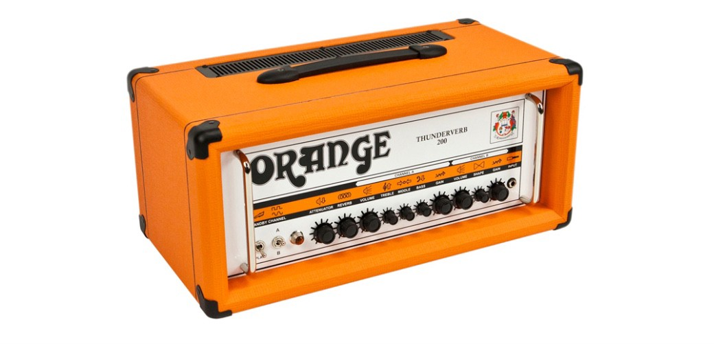 Orange Thunderverb 200 TV200 Review - Sound Unlimited - Medium