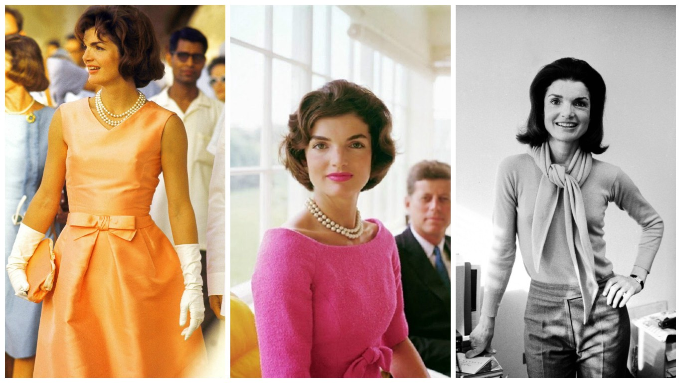 Here Are The Most Stylish First Ladies Ever Artteca Medium