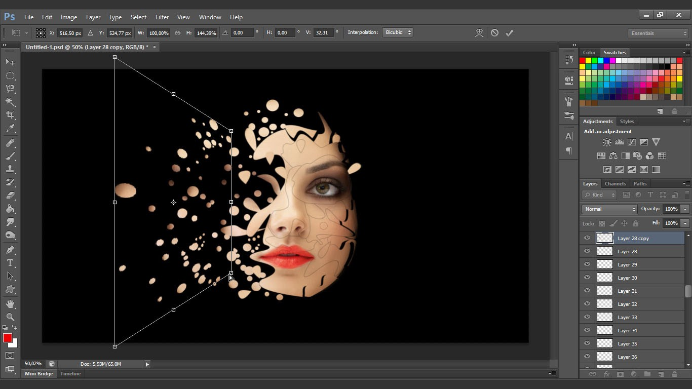 """How to add """"Edit with Photoshop"""" to Windows right-click context menu"""