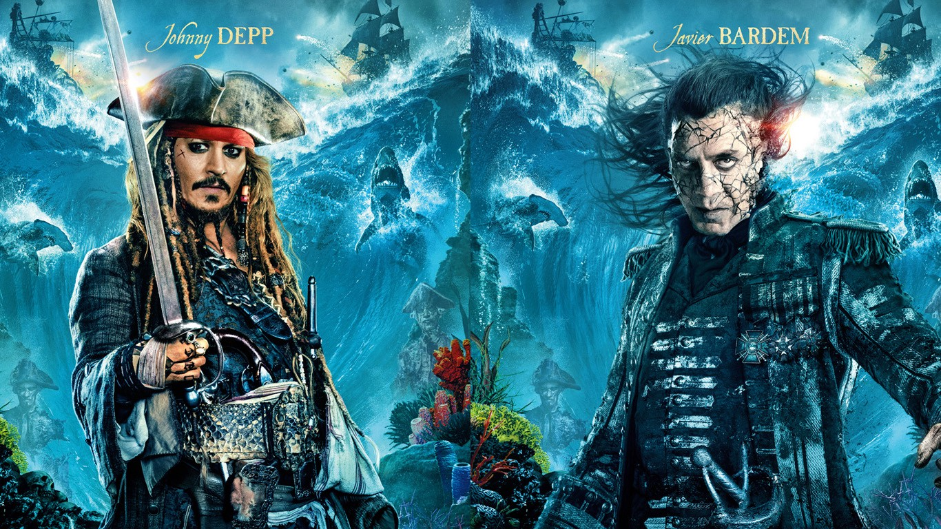 Pirates Of The Caribbean Rejuvenated By Dead Men Tell No Tales