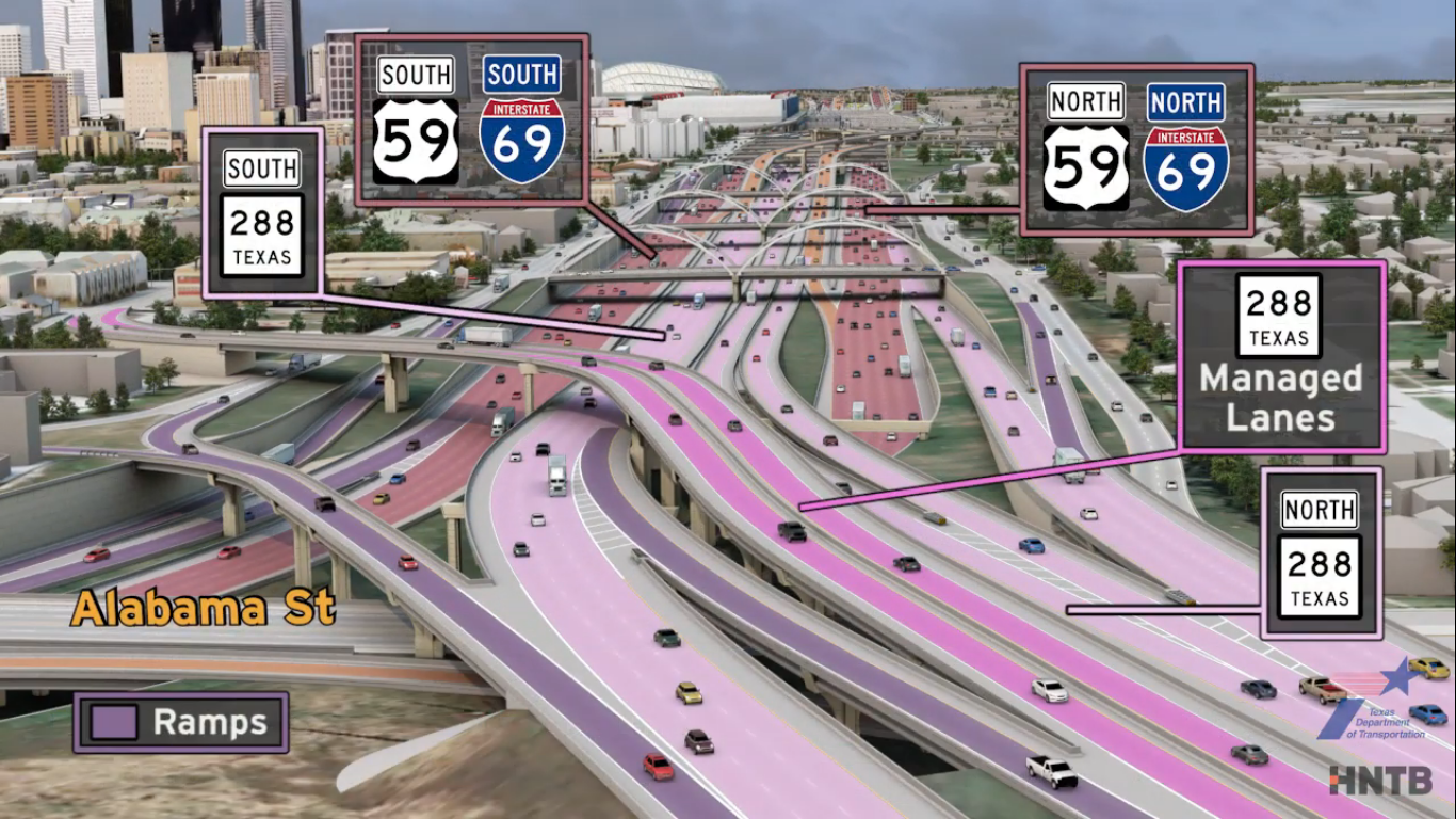 The North Houston Highway Improvement Project