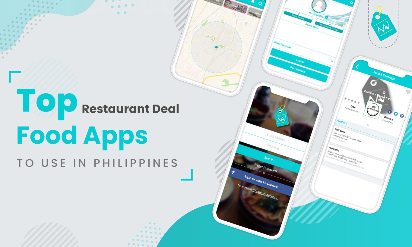 Have Amazing Restaurant Deals With Mai Apps In Philippines