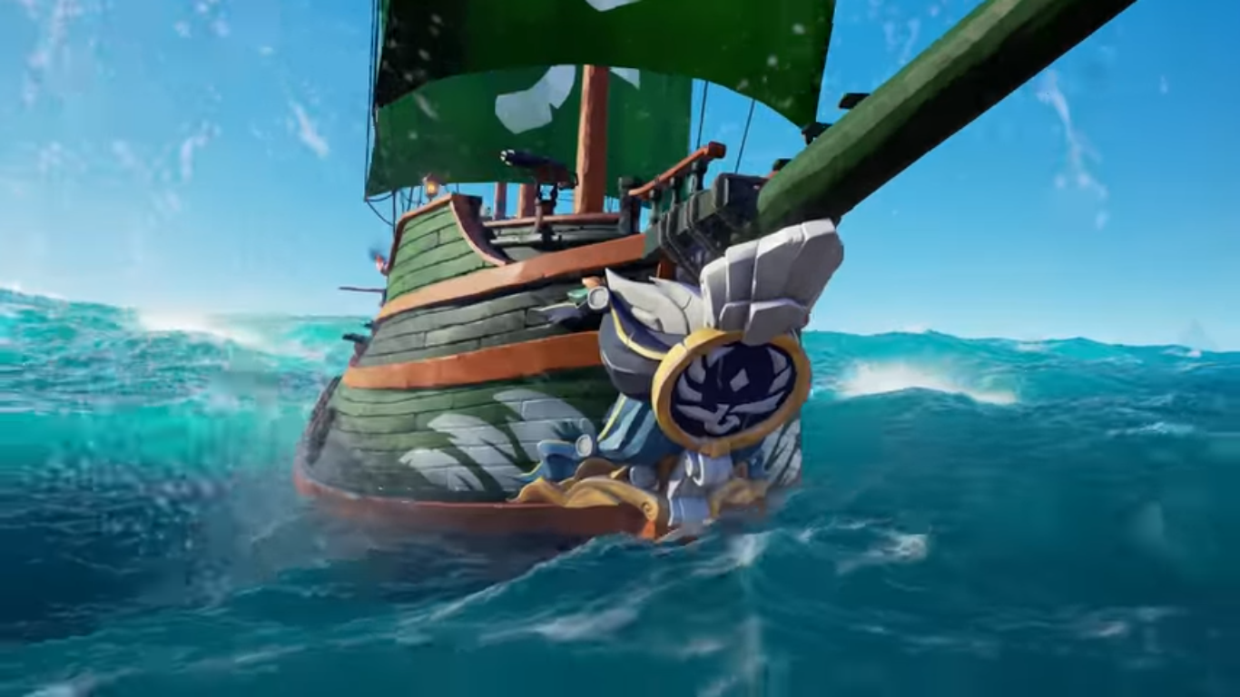 sea of thieves sovereign outfit