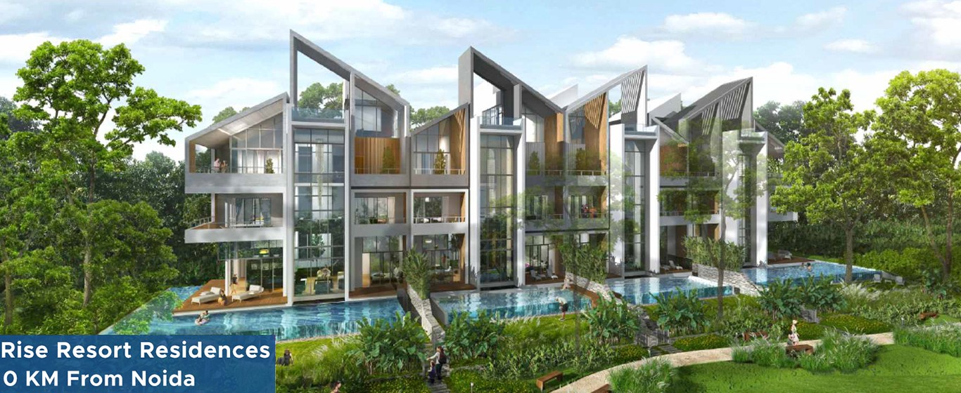 best villas in greater noida rise resort residences is a township by ideasproperties medium medium