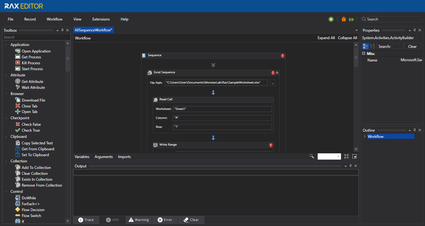4 Easy Steps to Customize Workflow Built-In Activities