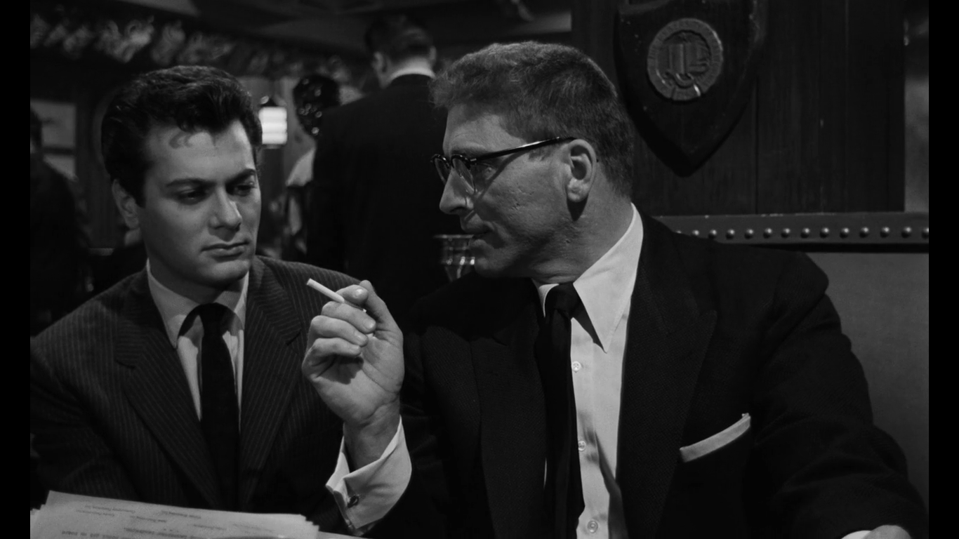 This Dirty Town: 'Sweet Smell of Success' (1957) - Fever Dreams ...