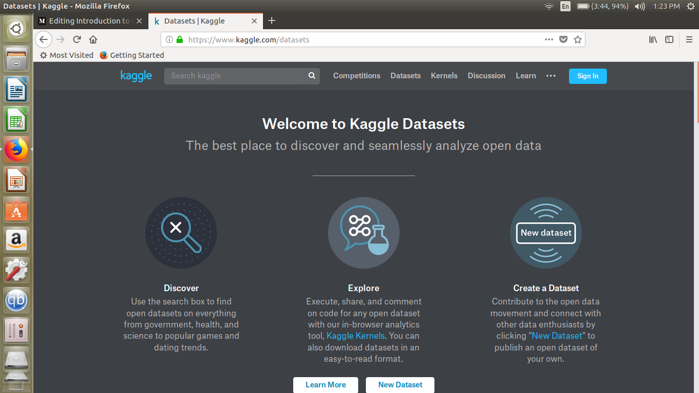 Introduction to Kaggle for Beginners in Machine Learning and