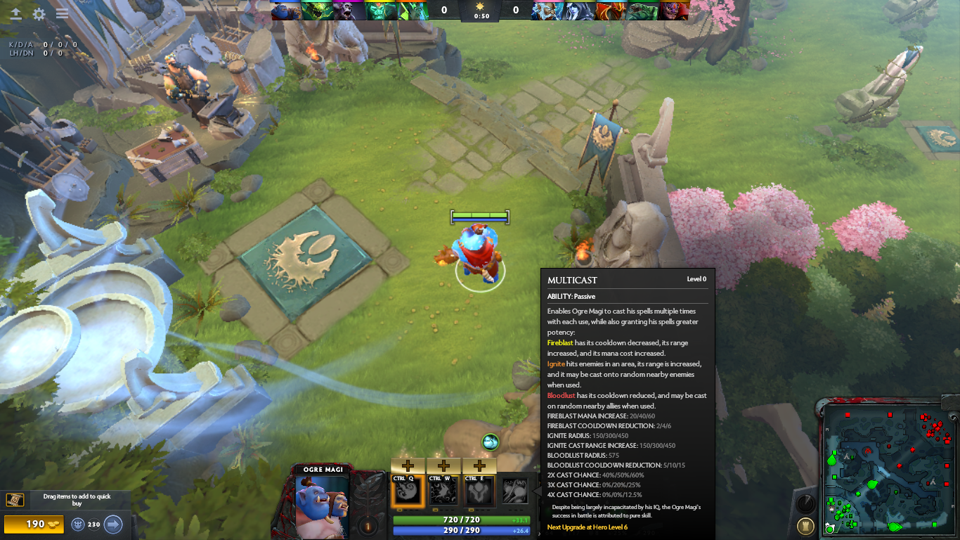 How DotA 2's UI Made the Learning Curve Steeper - User