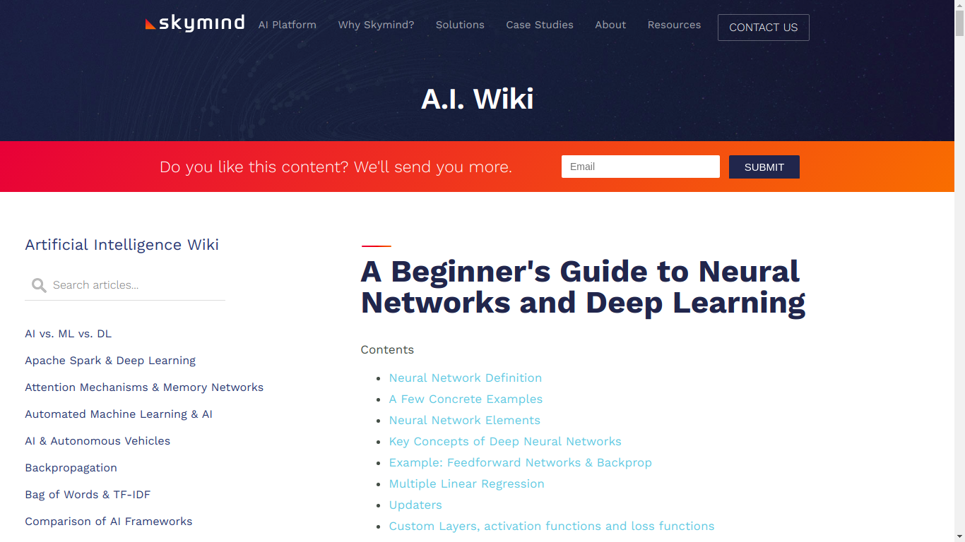Best resources for Deep learners, Machine learning