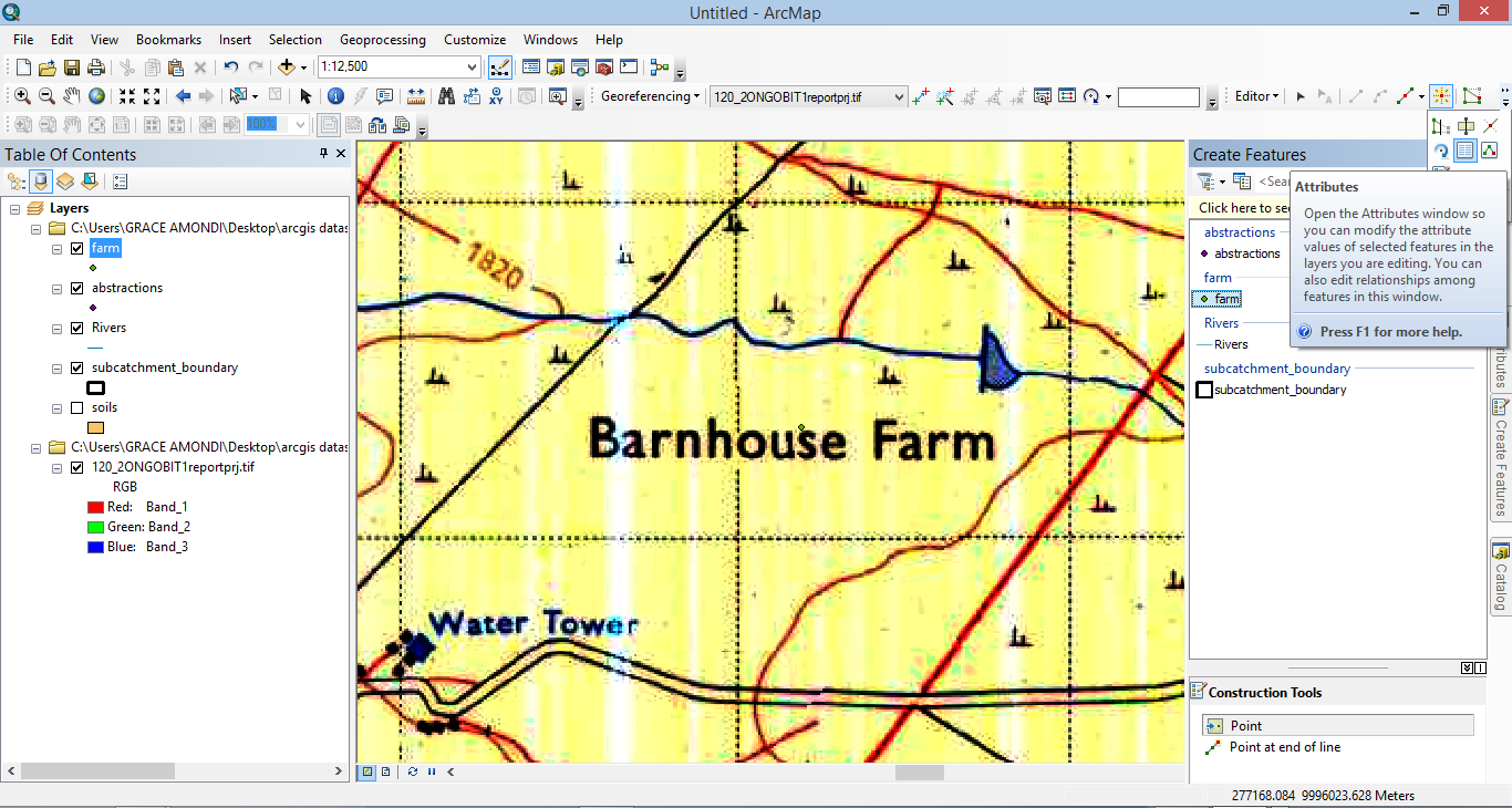 ArcGIS Desktop For Absolute Beginners-Map Making - Grace