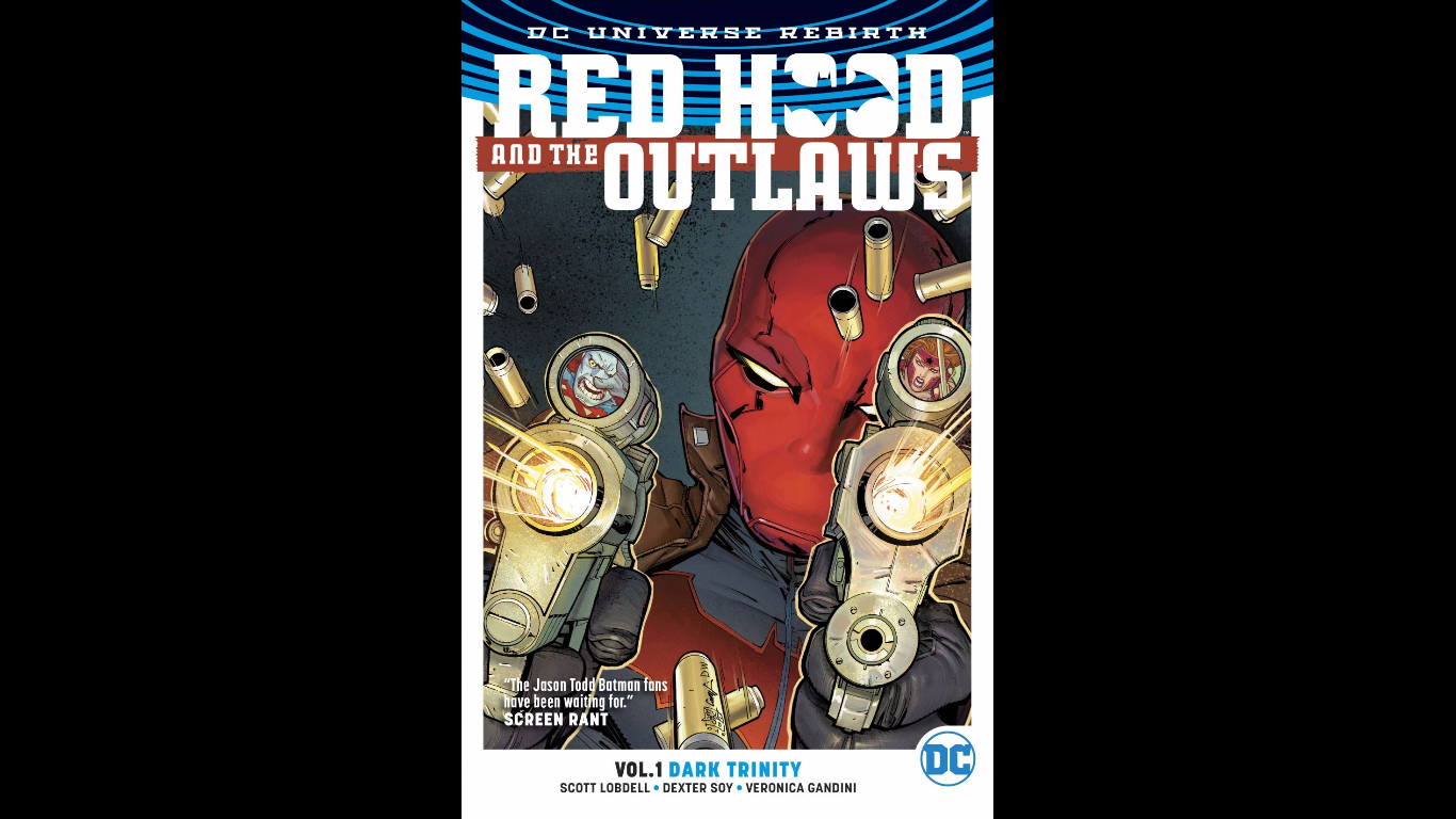 Red Hood And The Outlaws Rebirth 1 Javier Garcia Medium