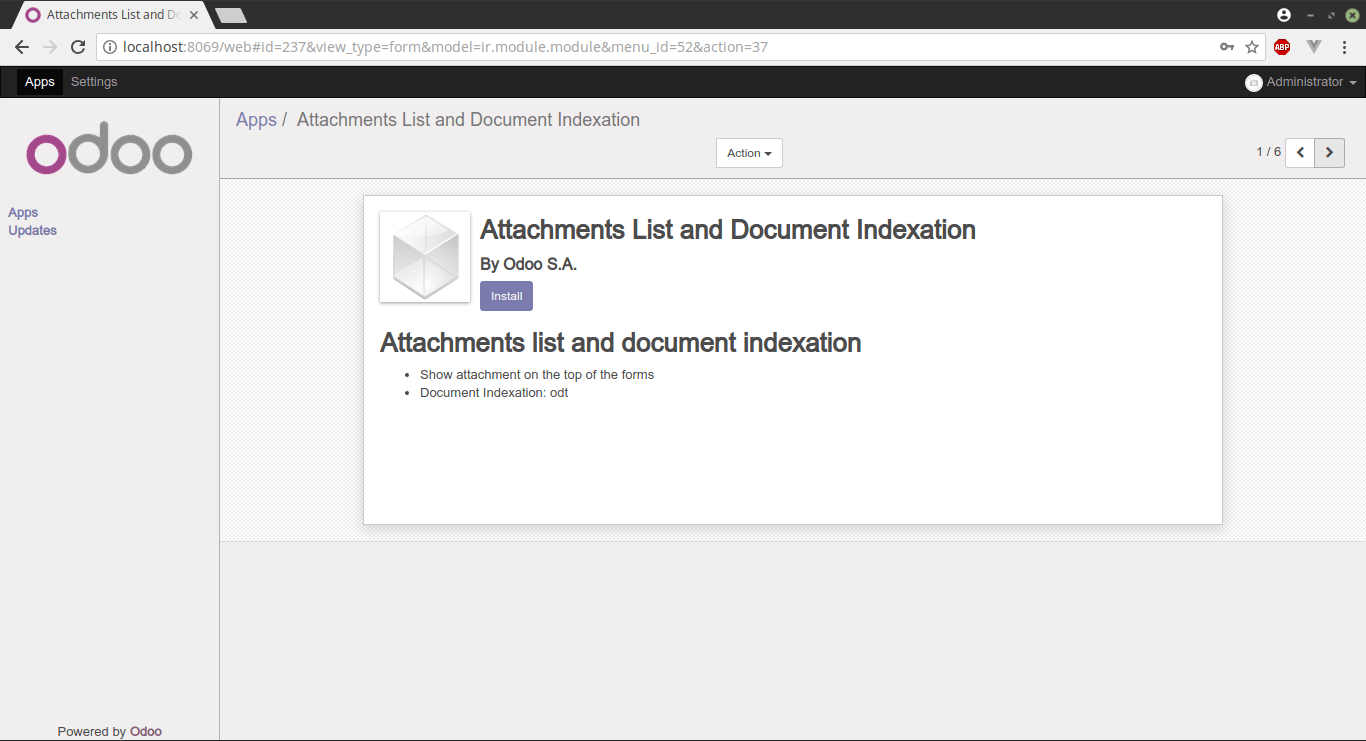How to create attachment PDF report automatically on Odoo 10