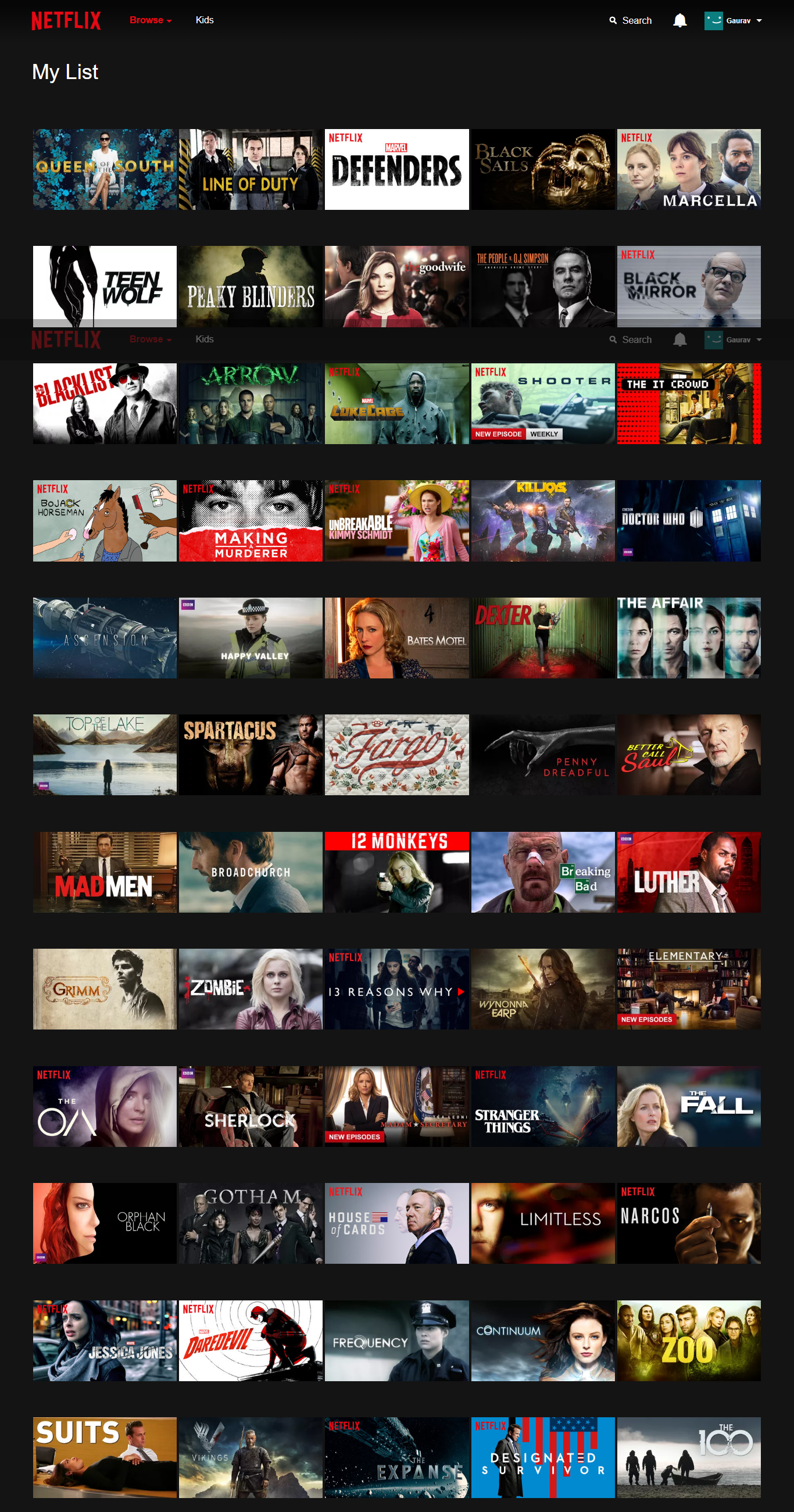 Best TV series on Netflix and Prime Video in India - Gaurav