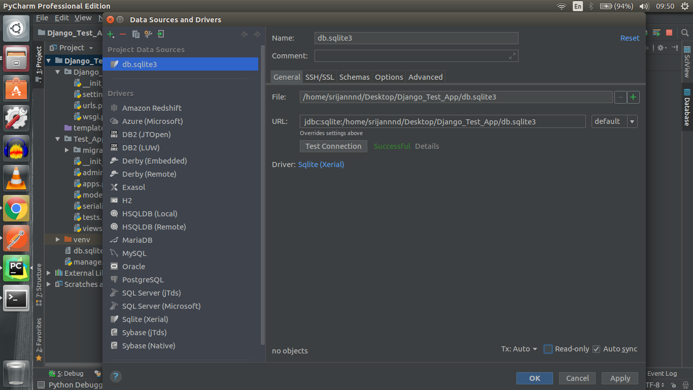 Configure PyCharm for Python/Django and Introduction to