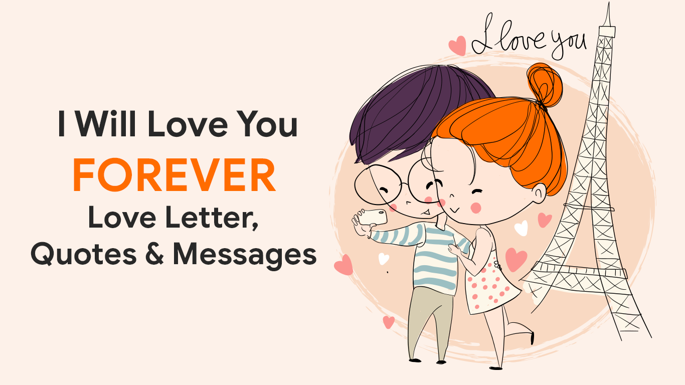 I Will Love You Forever Love Letter Quotes Messages By Jenna Brandon Medium