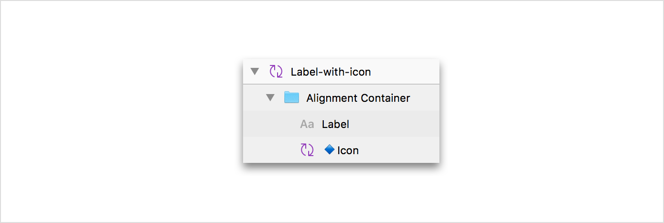 Sketch hacks: Make a Resizable button with Icon & Label