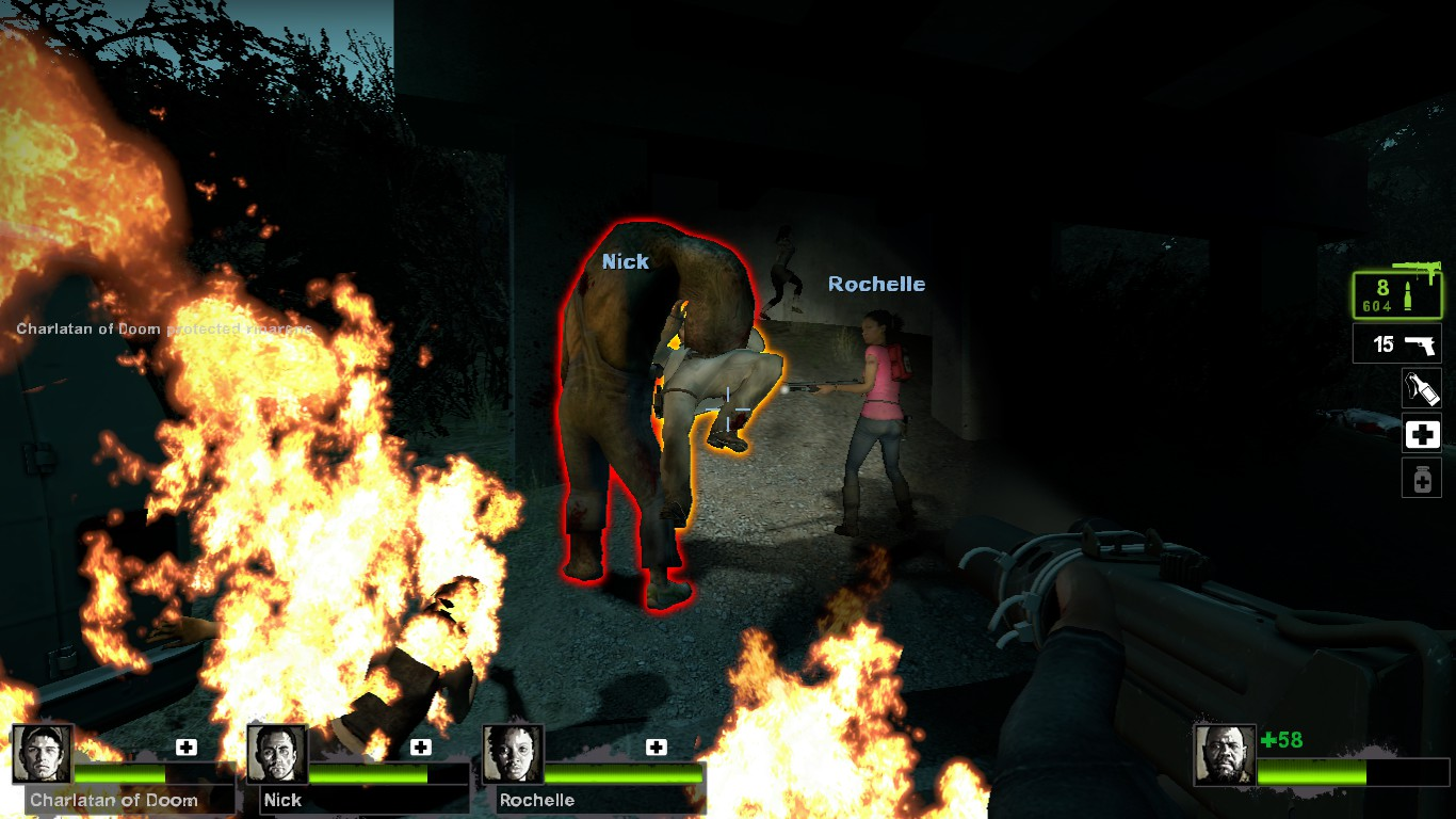 Flashlights Off! - A Left 4 Dead 2 Game Review | by HCI Games Group |  Human-Computer Interaction and Games Research | Medium