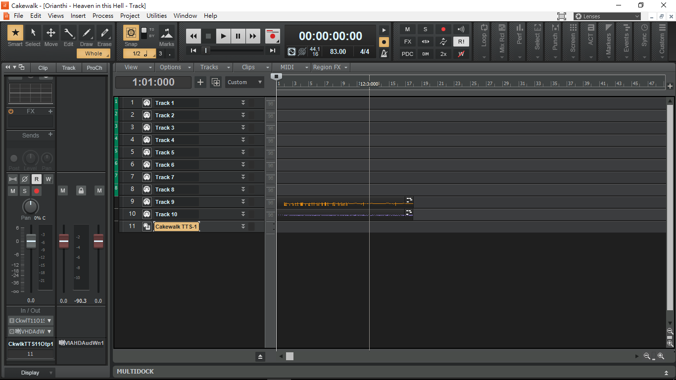 Download Cakewalk for Free, Cakewalk is Back! — Sonar