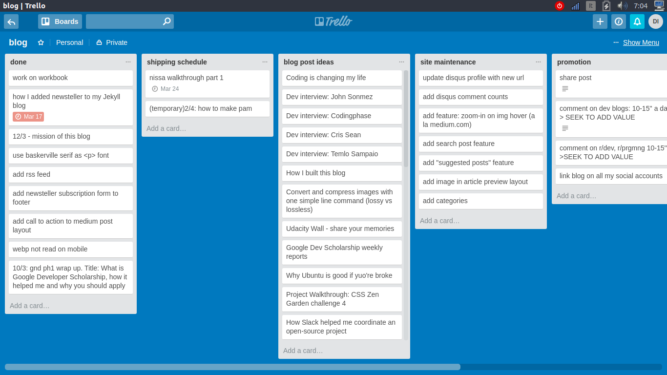 How to install Trello on Ubuntu - Davide Iaiunese - Medium