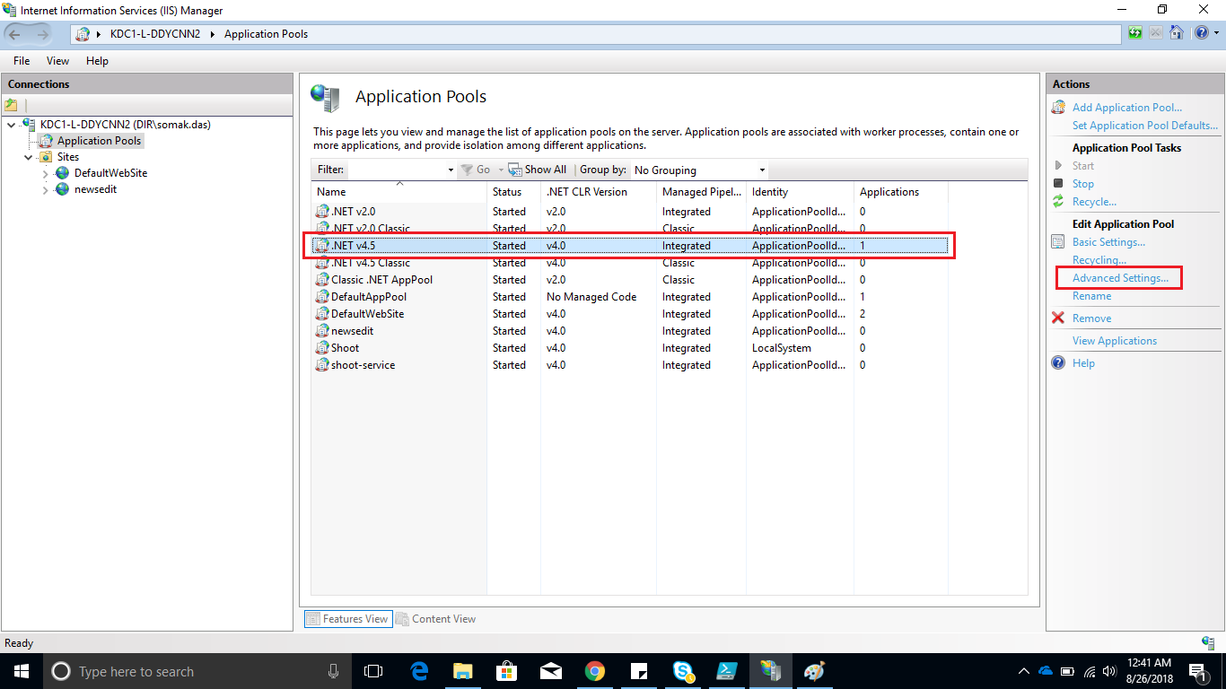 Applying ASP NET authentication accross all contents