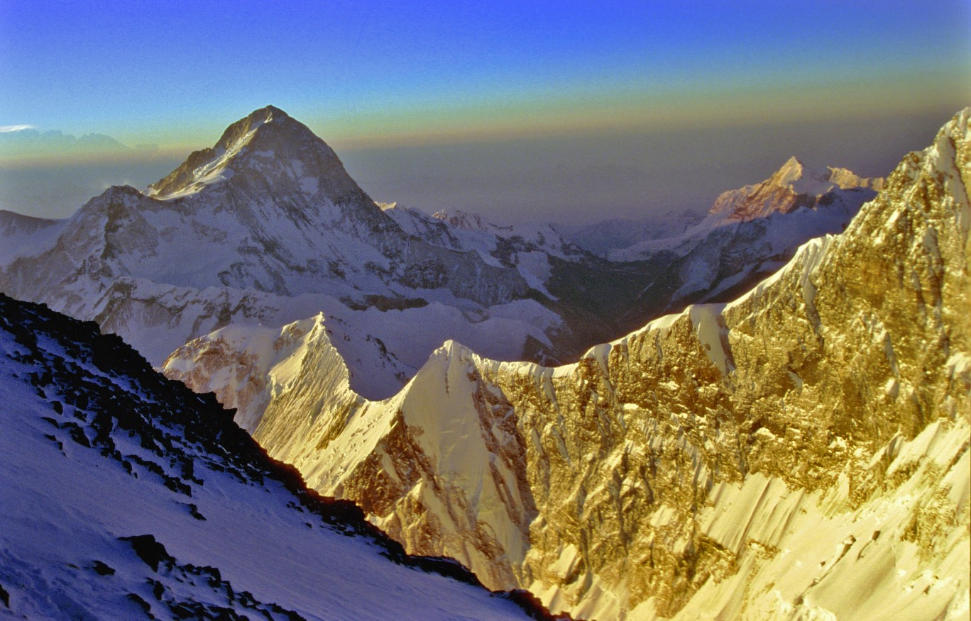 When You Reach the Summit of Everest, You Are Only Halfway There