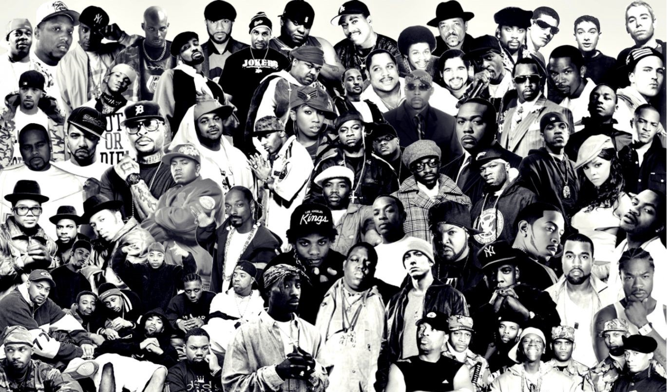 The Greatest Year in Hip-Hop History - The Passion of Christopher