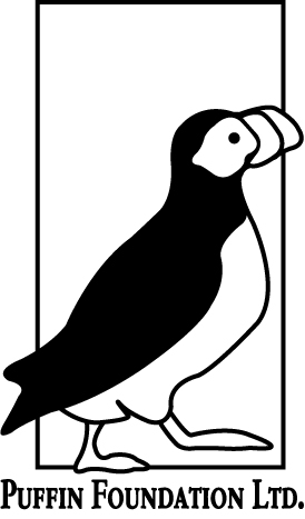 Logo for Puffin Foundation Limited
