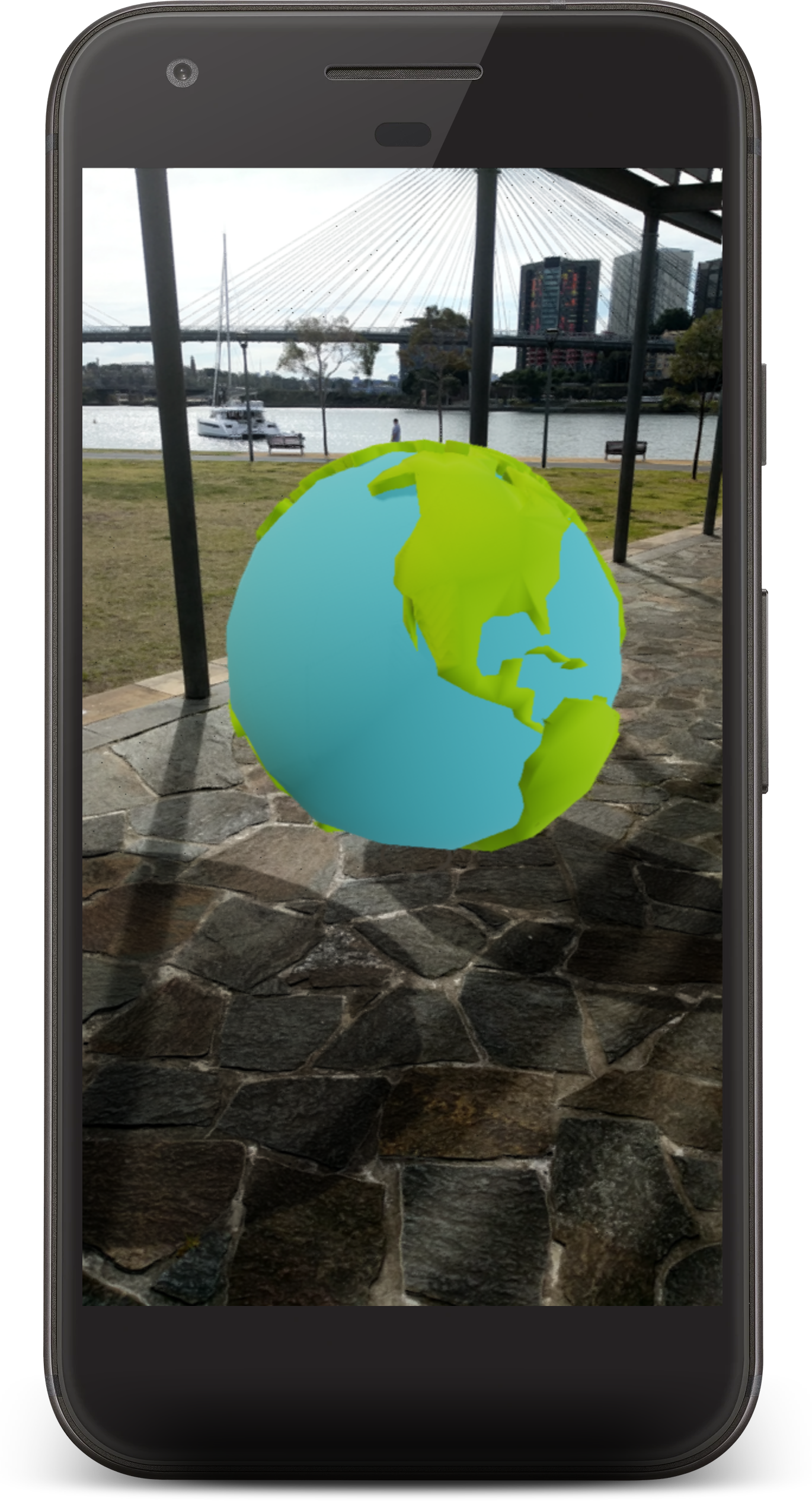 Build your first Android AR app with ARCore and Sceneform in