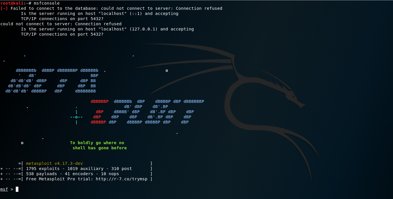 Kali Linux & Metasploit: Getting Started with Pen Testing