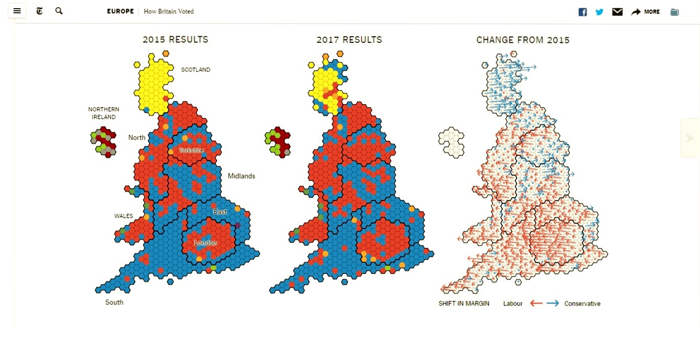 Chalk + Talk: General Election 2015 and the fragmentation of Britain's Party system