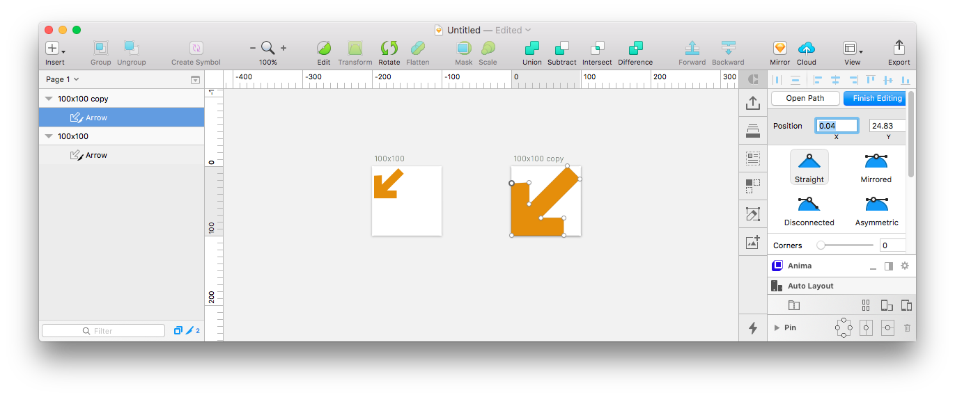 Svg Clip Path Sketch What I Learned By Bryce Howitson Prototypr