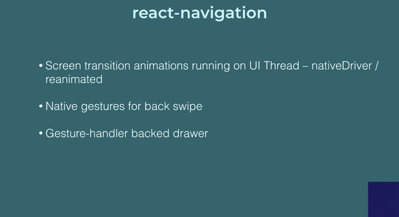 Using react-navigation 3 0 in React Native apps - codeburst