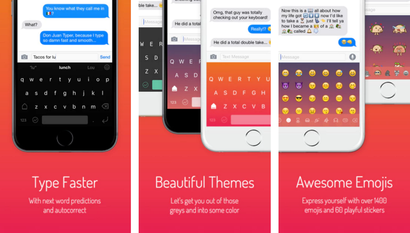8 of the Best iPhone Keyboards Around - Product Hunt