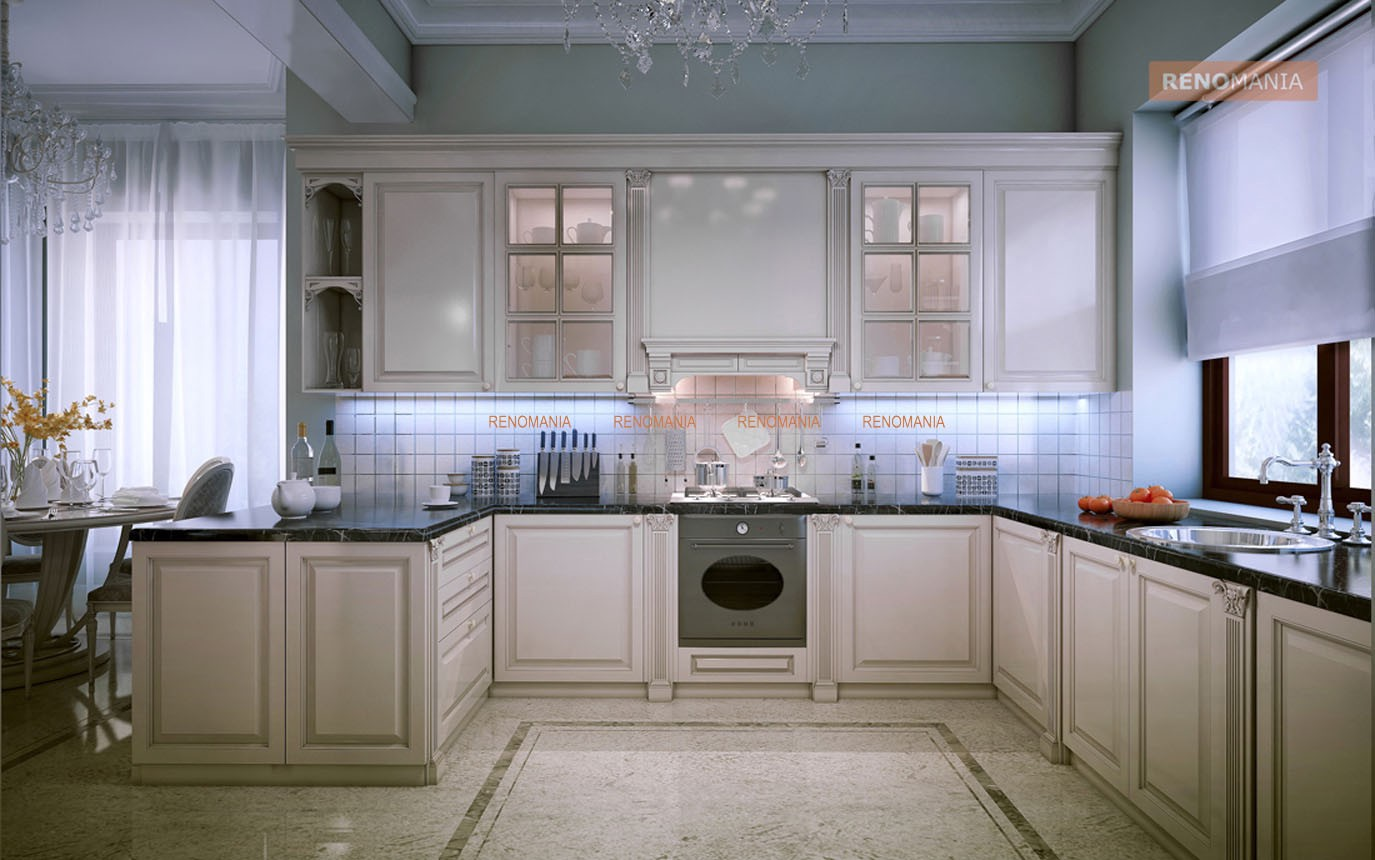 How task Lighting in Kitchen can prove useful - Renomania ...