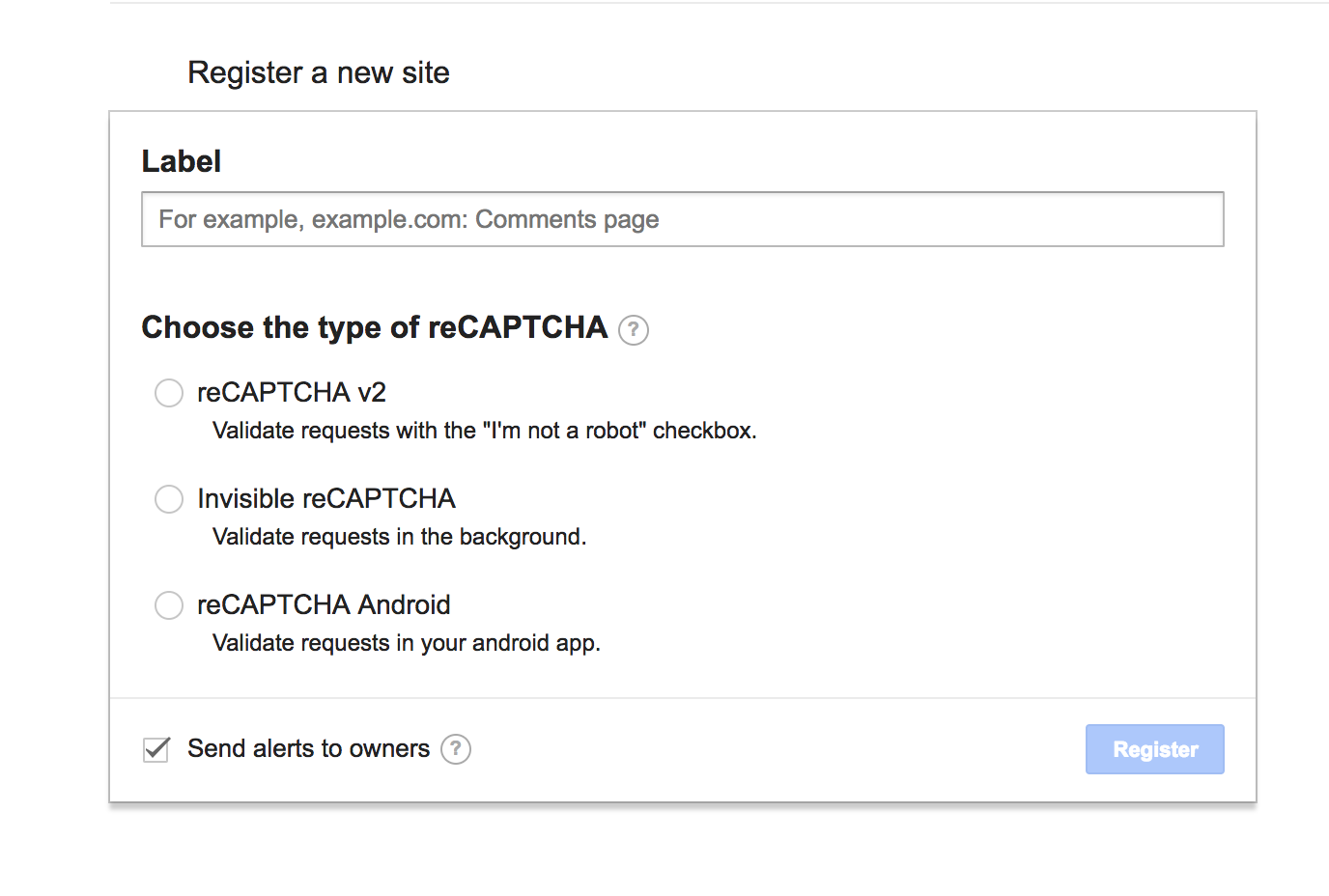 AngularJS Salesforce web-to-lead form with invisible reCaptcha