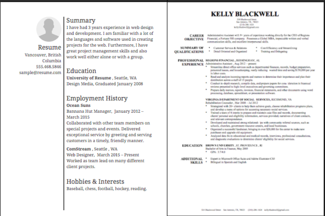 What A Good Product Manager Resume Looks Like And How To