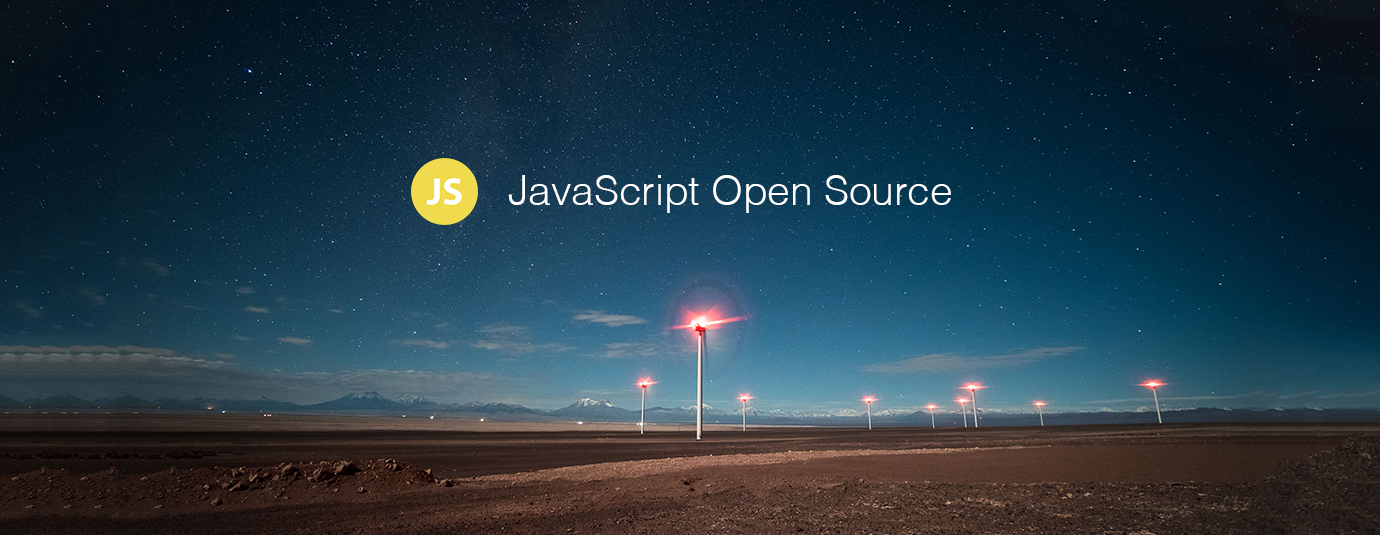 JavaScript Top 10 Open Source Projects (v Mar 2018)