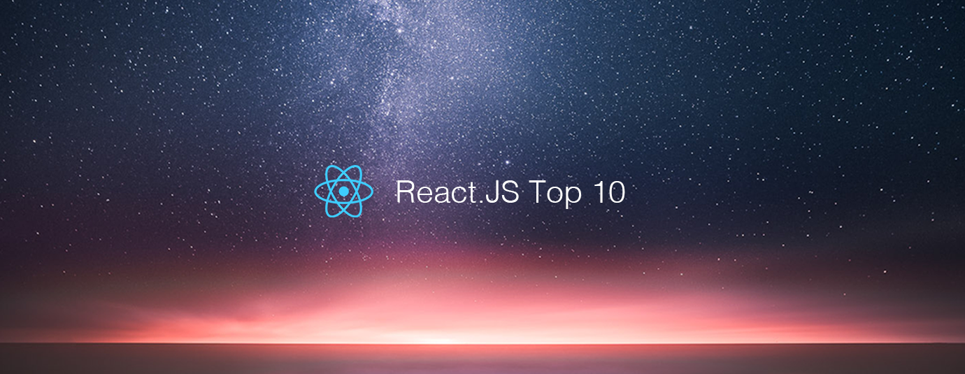 React js Top 10 Articles for the Past Month (v June 2019)