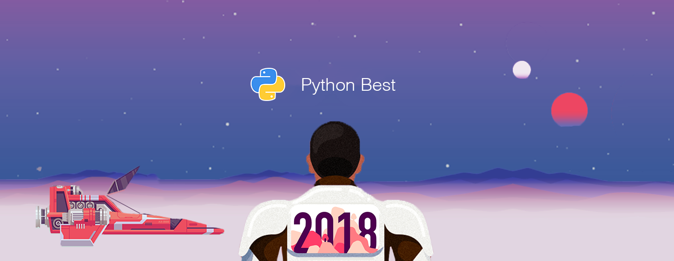 Python Top 45 Tutorials for the Past Year (v.2018)
