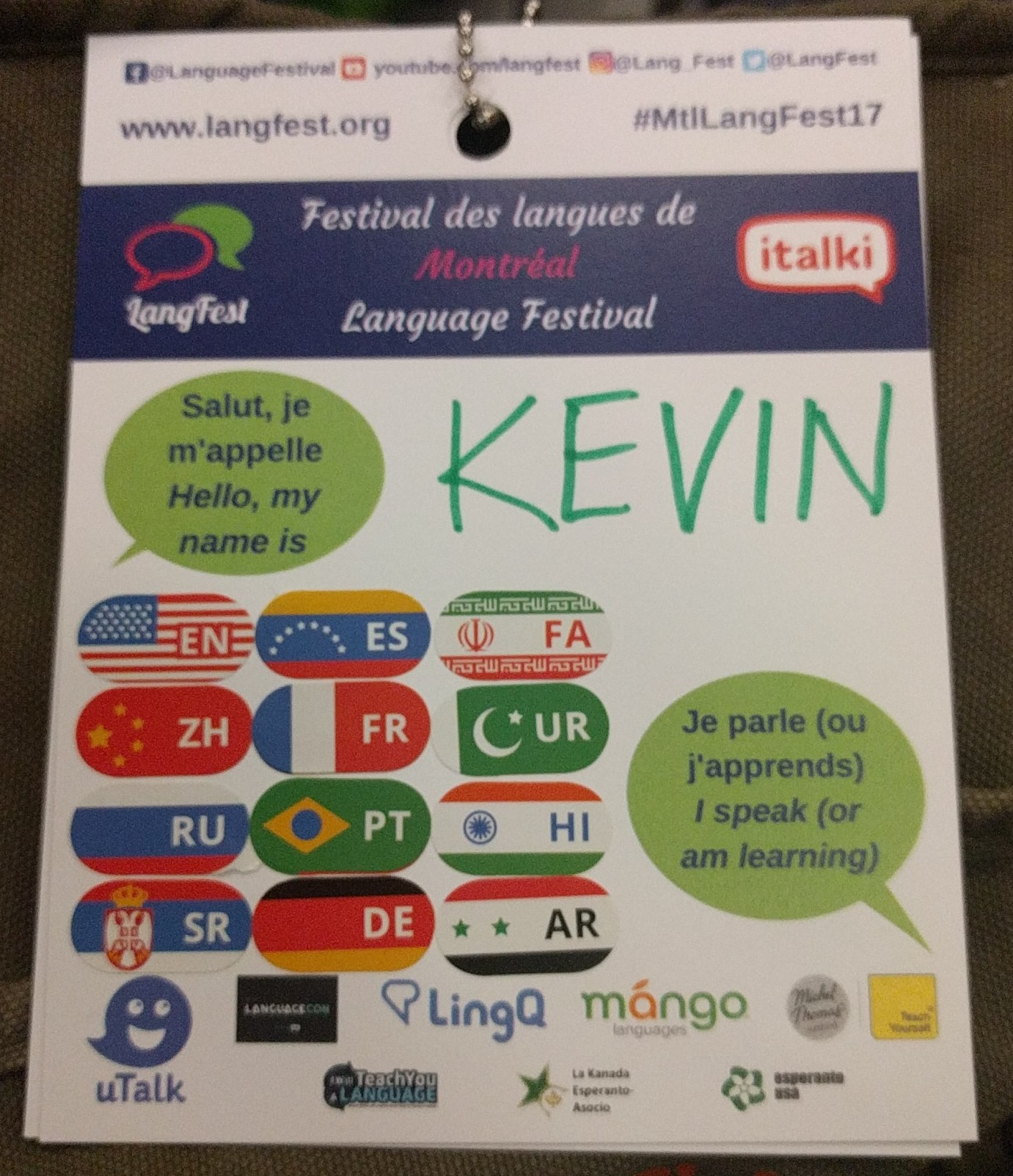 LangFest Montreal: Four Takeaways from the Language Festival