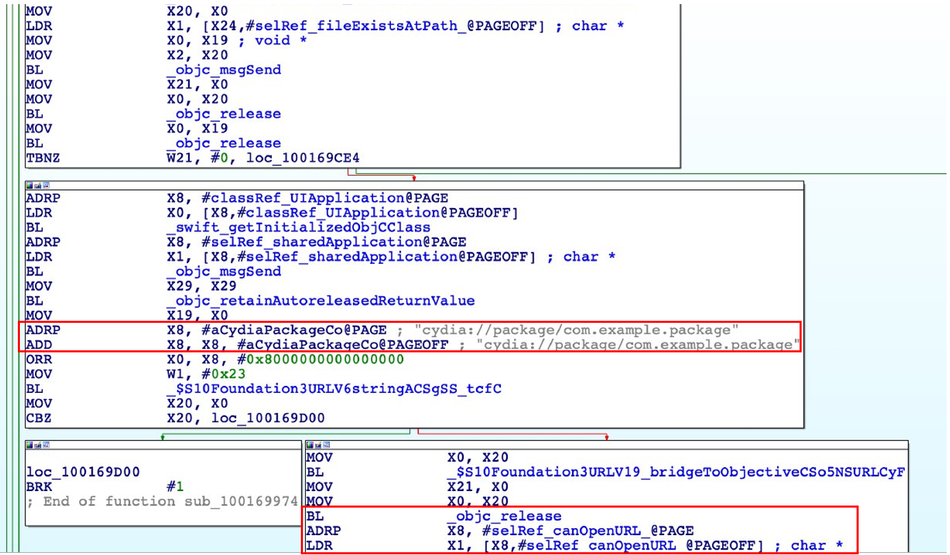 Ios Tampering Techniques Part 2 Advanced Run Time Tampering On Swift Applications Using Theos By Max Chee Csg Govtech Medium