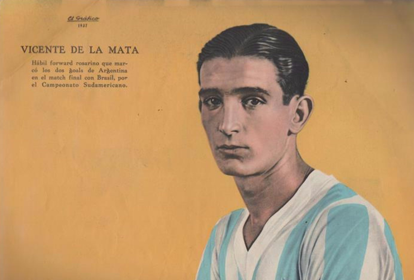 1937 South American Championship Final