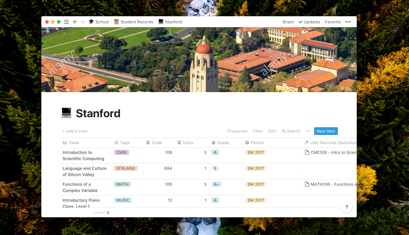 Why Notion is the best productivity app for college students