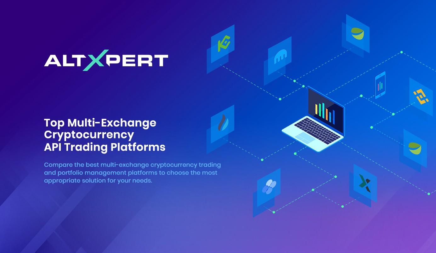 Which are the best Multi-exchange Cryptocurrency API Trading
