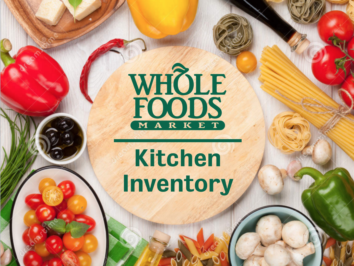 Kitchen Inventory for the Whole Foods App - Stacey Zhou - Medium