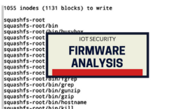 Firmware Analysis for IoT Devices - Attify - Simplifying Security