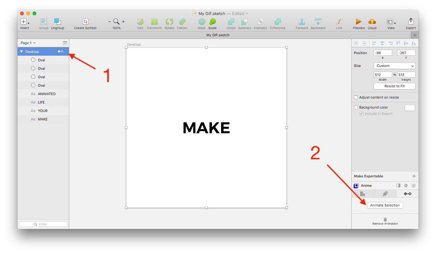 How To Convert Sketch To Gif Improve Your Conversion Rates By Adding By Anima App Prototypr