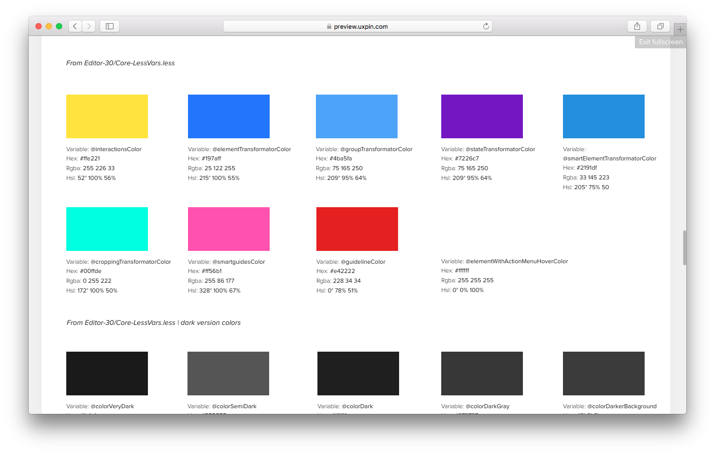 Design System Sprint 2 One Color Palette To Rule Them All